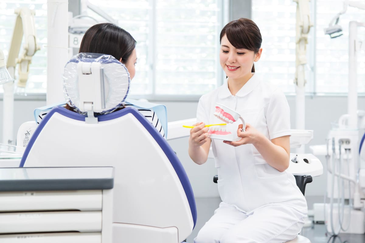 世田谷北沢 下北沢駅前歯科クリニック あなたにお願いしたいこと